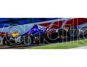 Spark Model S5910 DS VIRGIN RACING S.BIRD 2017 N.2 Rd9 NEW YORK FORMULA E 1:43 Modellino