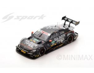 Spark Model SG348 MERCEDES C63 N.63 15th DTM 2017 M.ENGEL 1:43 Modellino
