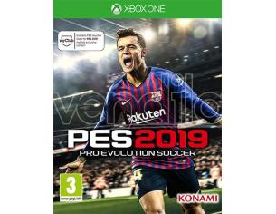 PRO EVOLUTION SOCCER 2019 SPORTIVO - XBOX ONE
