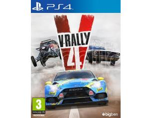 V-RALLY 4 GUIDA/RACING - PLAYSTATION