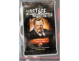 DO NOT PANIC GAMES HOSTAGE NEGOTIATOR Esp.1 CONNOR E. OGDEN GIOCO DA TAVOLO