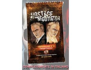 DO NOT PANIC GAMES HOSTAGE NEGOTIATOR Esp.2 GEM. PEDERSEN GIOCO DA TAVOLO