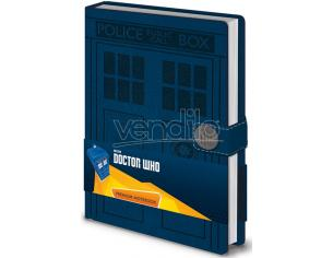 PYRAMID INTERNATIONAL DOCTOR WHO TARDIS NOTEBOOK PREMIUM TACCUINO