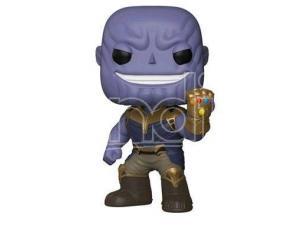 Funko Oversize Avengers Infinity War POP Marvel Vinile Figura Thanos 25cm Esclusiva