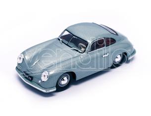 Hot Wheels LDC43217S PORSCHE 356 1956 SILVER 1:43 Modellino