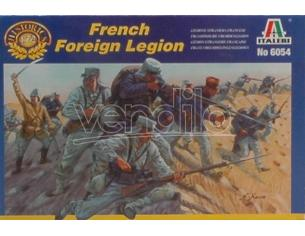 Italeri IT6054 FRENCH FOREIGN LEGION KIT 1:72 Modellino