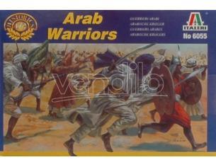 Italeri IT6055 ARAB/MUSLIM WARRIORS 1:72 Modellino