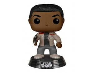 Funko Star Wars POP Movies Vinile Figura Finn 10 cm