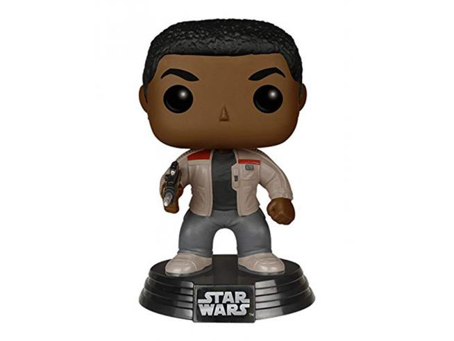 Funko Star Wars POP Movies Vinile Figura Finn 10 cm
