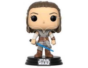 Star Wars Gli Ultimi Jedi Funko POP Film Vinile Figura Rey 9 cm