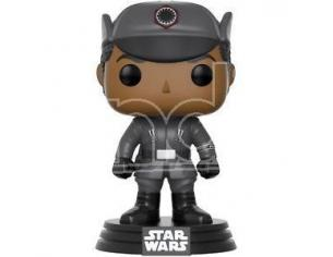 Funko Star Wars Gli Ultimi Jedi POP Movies Vinile Figura Finn 9 cm