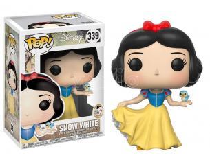 Biancaneve e i Sette Nani Funko POP Disney Vinile Figura Biancaneve 9 cm