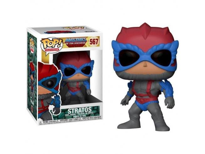 Funko Masters of the Universe POP Television Vinile Figura Stratos 9 cm