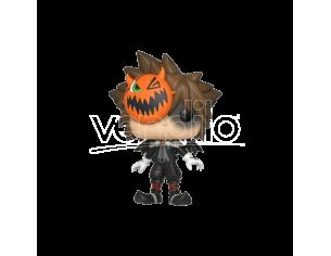 Funko Kingdom Hearts POP Disney Vinile Figura Halloween Town Sora 9 cm Esclusiva