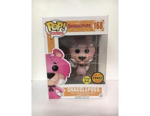 Funko Hanna-Barbera POP Animation Vinile Snagglepuss Luminoso 9 cm CHASE Damage