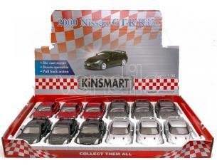 Hot Wheels KT5340 NISSAN GT-R R35 2009 cm 12,5 1:36 Modellino