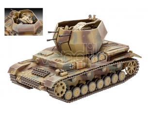 Revell RV03267 AA TANK IV WIRBELWIND (2 cm FLAK 38) KIT 1:72 Modellino