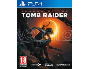 SHADOW OF THE TOMB RAIDER AZIONE AVVENTURA - PLAYSTATION 4