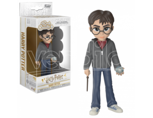Harry Potter  Funko  Pop Rock Candy Vinile Figura Harry Con Profezia 15 Cm