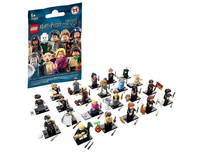 LEGO HARRY POTTER 71022 -  MINIFIGURES HARRY POTTER E ANIMALI FANTASTICI A SORPRESA