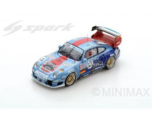 Spark Model S5513 PORSCHE 911 GT2 N.55 DNF LM 1996 J.P.JARIER-J.PAREJA-D.CHAPPEL 1:43 Modellino