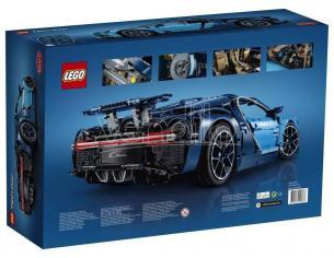 LEGO TECHNIC 42083 - BUGATTI CHIRON