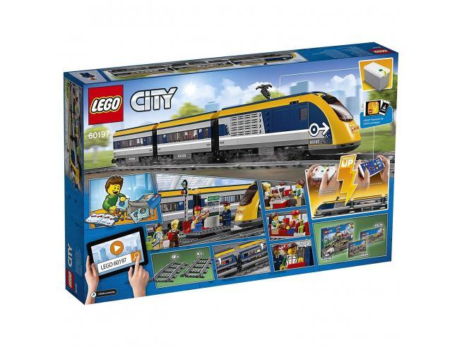 LEGO CITY TRENI 60197 - TRENO PASSEGGERI