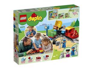 LEGO DUPLO 10874 - TRENO A VAPORE