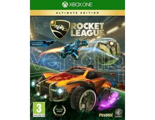 ROCKET LEAGUE ULTIMATE EDITION SPORTIVO - XBOX ONE