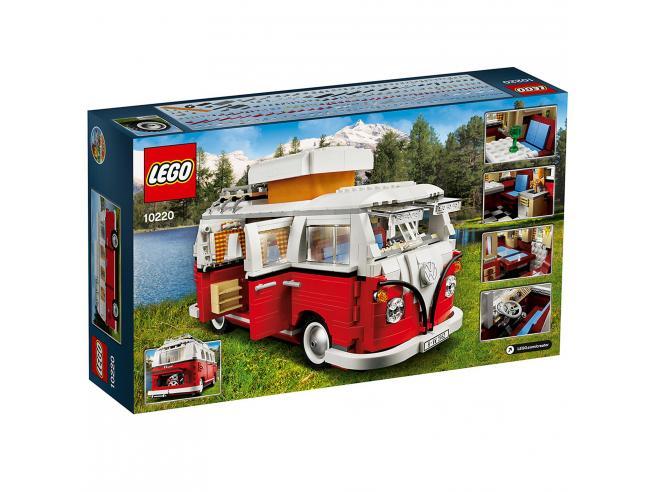 LEGO CREATOR 10220 - VOLKSWAGEN T1 CAMPER VAN SPECIALE COLLEZIONISTI