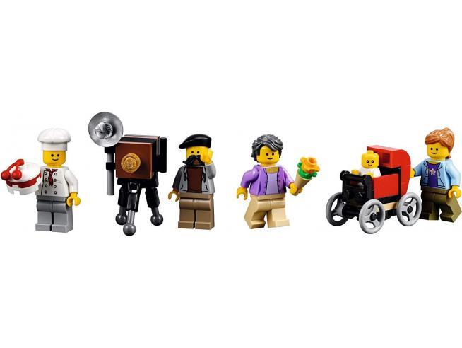 LEGO CREATOR 10255 - PIAZZA DELL'ASSEMBLEA COLLEZIONISTI