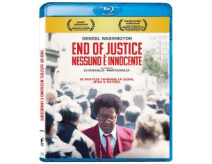END OF JUSTICE: NESSUNO E' INNOCENTE AZIONE - BLU-RAY