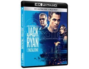 JACK RYAN: L'INIZIAZIONE 4K UHD AZIONE - BLU-RAY