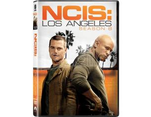 NCIS:LOS ANGELES - STAGIONE 8 (6 DISCHI) SERIE TV DVD