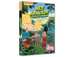 HEY ARNOLD! IL FILM DELLA GIUNGLA ANIMAZIONE - DVD