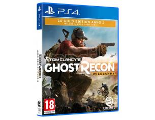 GHOST RECON WILDLANDS YEAR 2 GOLD SPARATUTTO - PLAYSTATION 4