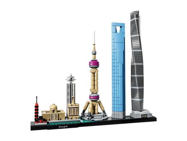 LEGO ARCHITECTURE 21039 - SHANGAI