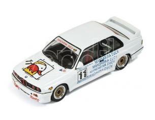 Ixo model RAC204 BMW M 3 E 30 N.11 MACAU 1989 1/43 Modellino