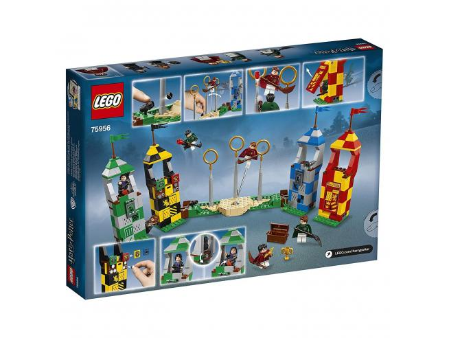 LEGO HARRY POTTER 75956  - PARTITA DI QUIDDITCH