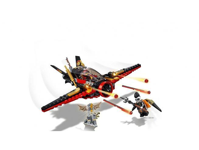 LEGO NINJAGO 70650 - L'ALA DEL DESTINO
