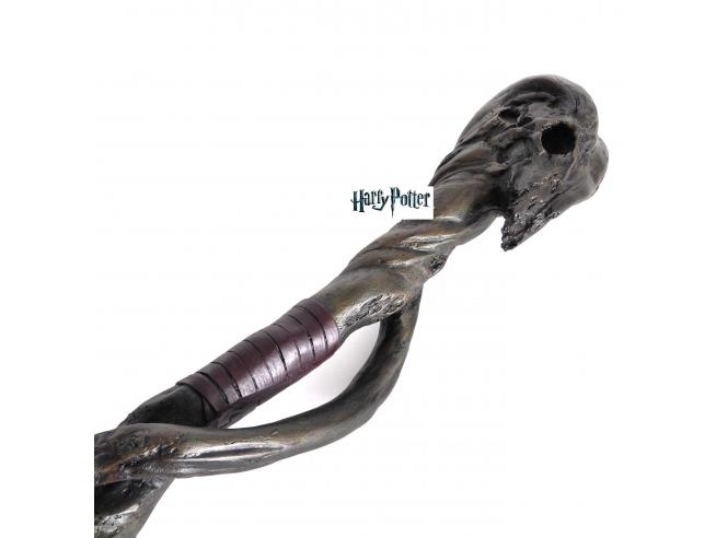 Harry Potter Bastone Alastor Malocchio Moody Replica 1:1 Noble Collection