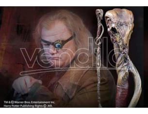 Harry Potter Bastone Alastor Malocchio Moody Replica 1:1 Noble Collection