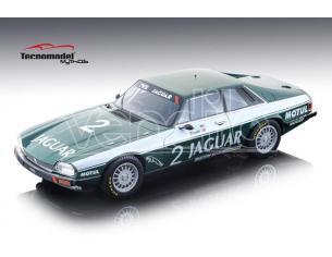 Tecnomodel TMD18107D JAGUAR XJS N.2 WINNER 500 KM DONINGTON 1984 W.PERCY-C.NICHOLSON 1:18 Modellino