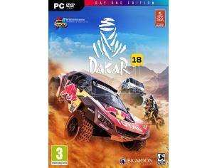 DAKAR 18 - DAY ONE EDITION GUIDA/RACING GIOCHI PC