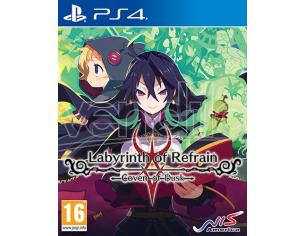 LABYRINTH OF REFRAIN: COVEN DUSK GIOCO DI RUOLO GIAPPONESE - PLAYSTATION 4
