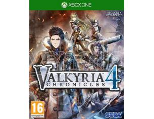 VALKYRIA CHRONICLES 4 - DAY ONE EDITION GIOCO DI RUOLO GIAPPONESE XBOX