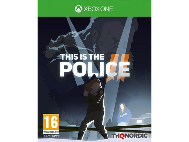 THIS IS THE POLICE 2 AVVENTURA - XBOX ONE