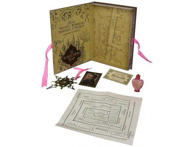 Box Collezione Repliche Artefact Hermione Granger Harry Potter Noble Collection