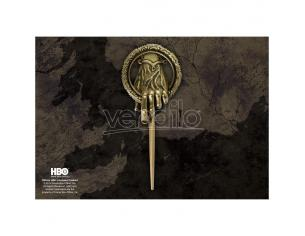 "Spilla ""La Mano del Re"" Game of Thrones Noble Collection"