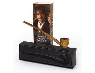 La Pipa di Bilbo Beggins Replica 1/1 Lo Hobbit 23 cm Noble Collection
